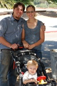 Organic Farming Family Style